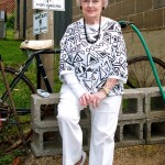 Cyclists Mourn Loss Of Afton's Cookie Lady - June Curry Passes At Age 91