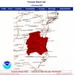 Tornado Watch #642 - CANCELED