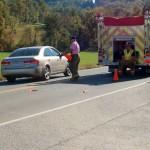 Traffic Accident Shuts Down 151 Near Brents Gap - Update 10.14.12 - 8:40PM