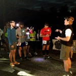 Nelson: Unusually Warm January Weekend Makes Perfect New Moon Rising Night Trail Run
