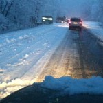 Respectable Snowfall Across Area - Mountains Get Most