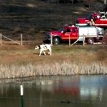 Nelson: Dry Conditions Help Fuel Afternoon Fire