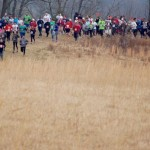 Augusta: 2nd Annual Mad Anthony Mud Run - Cold But Fun!