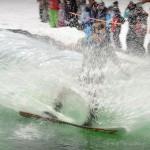 Wintergreen: Skiers & Boarders Celebrate End Of Season With Annual Splash & Dash