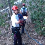 Nelson: Rescue Crews Work Fatal Accident At Crabtree Falls : Update 5:00 PM