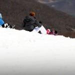 Wintergreen: Farewell 2012-2013 Ski Season - Latest Day Ever!