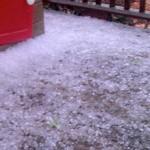 NELSON: Intense Storms Drop Hail & Flooding Rains