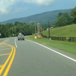 Albemarle / Nelson: VDOT Puts Up Temporary Traffic Camera at 250 & 151 Intersection