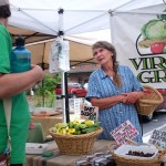 Augusta / Staunton: Fall Like Weather Makes For Perfect Farmers' Market!