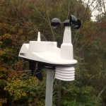 3500 Feet Up In The Mountains - Our Weather Station Is Back Online