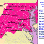 Enhanced Threat For Wildfires : Red Flag Warning - EXPIRED