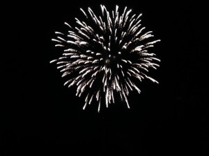 Photo courtesy of Wintergreen Resort: The annual fireworks display is one of the most popular displays in Central Virginia with the fireworks launched from roughly 3000 feet above into the Rockfish Valley down below.