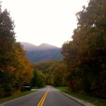 Fall Colors On Fire In Parts Of The Blue Ridge