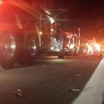 Crews Respond to Brush Fire on Rockfish Gap Turnpike : Via CBS-19