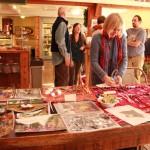 Albemarle : Batesville Market Holds Art Bazaar : Buzzard Hollow Boys Release CD There This Weekend