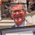 Earl Hamner Reminisces About His Career & Christmas Back In Virginia During This Special Interview (Audio)