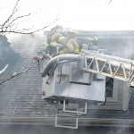 Nelson: Wintergreen Fire Crews Work Costly Sunday Afternoon House Fire On Mountain - (Video)