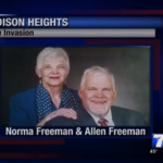 Amherst: 81-Year-Old Woman Dead - Son Badly Hurt In Home Invasion : Via WDBJ 7