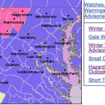 Winter Weather Advisory Canceled For Most Central VA Blue Ridge Counties