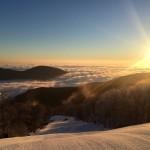 Beautiful Sunrise At Wintergreen