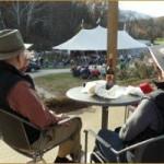 Band Fair 2015 at Cardinal Point Winery