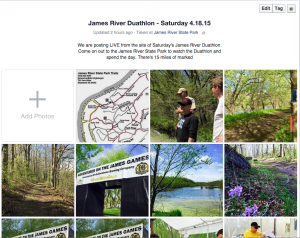 And for even more pics, click above to see Kim Chappell's photos who helped organize for BRLM.