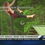North Branch School Holds Annual Band Fair