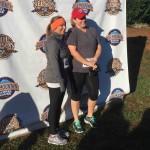 Beautiful Saturday For Corkscrew Full Nelson 5K Run At Blue Mountain Barrel House