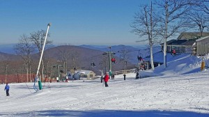 Photo Courtesy Of Wintergreen Resort: It's been up and down for the first part of ski season 2015-2016, but the cold streak over the past few days allowed Wintergreen to reopen the slopes on Wednesday - January 7, 2015 at 12 noon.