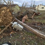 The Cleanup Begins From Wednesday's Killer Tornadoes