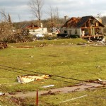 Severe Storms Hit Area : Damage In Appomattox County & Other Counties In Virginia - 4 Known Dead (11PM Update)