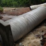 Nelson : Roseland : Dark Hollow Road To Remain Closed - Expected Opening Mid August