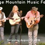 Wintergreen : 11th Annual Blue Ridge Mountain Music Festival Is Tomorrow! (Saturday - August 13th)