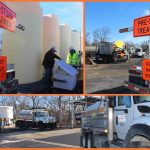 Staunton / Augusta : VDOT Pretreating Roadways Anticipating Some Wintry Weather Late Friday Night