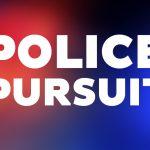 Nelson : Faber - Police Pursuit Ends When Suspect Crashes