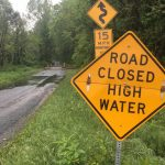 After Major Flooding Across Area - Much Quieter Ahead