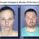 Burlington NC Couple Indicted For Murder 84-Year-Old Man - Ties To Nelson Co, VA Shooting : Via WFMY