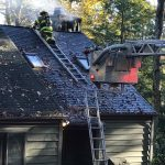 Wintergreen Fire Responds To House Fire Saturday Morning