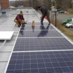 Nelson : Solar Project Installation Underway at RVCC