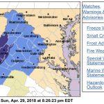 Frost Advisory / Freeze Warning (EXPIRED)
