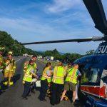 Albemarle : VSP Investigates Major Crash That Shut Down I-64 On Afton Mountain Thursday Afternoon