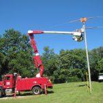 Appomattox : CVEC Crews Working Over Weekend To Prepare For Eventual Fiber Install