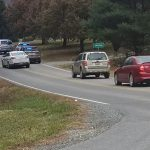 Shipman : Capture After Pursuit Starts in Buckingham County : Updated At 6:47 PM With VSP Info