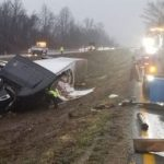Traffic Alert : US 29 Partially Blocked by Tractor Trailer - Update : Roadway Clear & Open 2PM