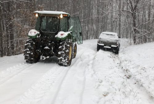 road conditions   Blue Ridge Life Magazine :