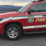 Congressman Riggleman Works With Wintergreen Fire To Get Alternate Exit From Mountain