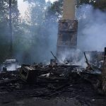 NEWS ALERT : Total Loss From Fire On Bryant Mountain (Video)  Updated:  Go Fund Me Setup