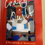 Nelson : Author Lynn Coffey At Oakland Museum Saturday - July 20 : Book Signing : Crazy Quilt