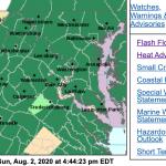 Weather Bulletin : Flash Flood Watch : CANCELLED