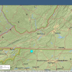 News Alert : 5.1 Magnitude NC Earthquake Felt As Far North As Nelson / Augusta County